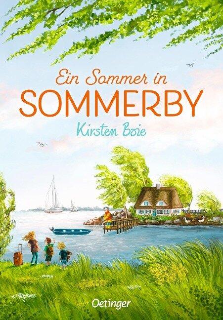 Ein Sommer in Sommerby - Kirsten Boie
