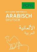PONS Das kleine Wörterbuch Arabisch -