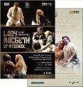Lady Macbeth of Mtsensk/Adriana Lecouvreur - Conlon/Charbonnet/Vaneev/Palumbo/Carosi/Alvarez