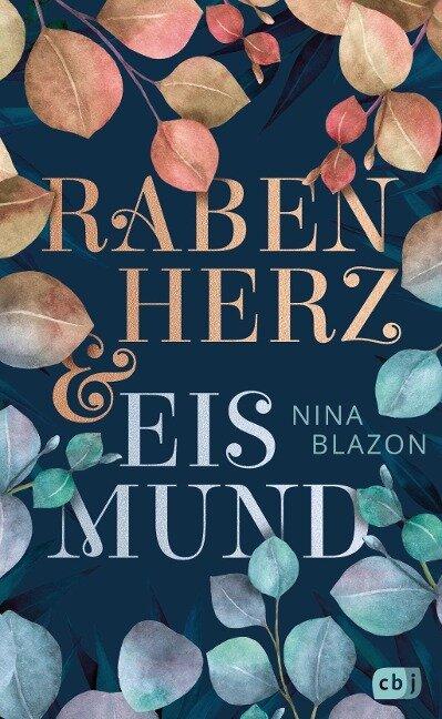 Rabenherz und Eismund - Nina Blazon