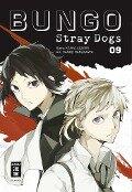 Bungo Stray Dogs 09 - Kafka Asagiri, Sango Harukawa