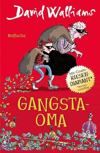 Gangsta-Oma - David Walliams