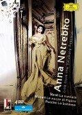 Anna Netrebko-Live Aus Salzburg (4 DVDS) - Netrebko/Rizzi/Harnoncourt/Gatti/WP