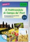 PONS Hörbuch Il fruttivendolo di Campo de' Fiori -