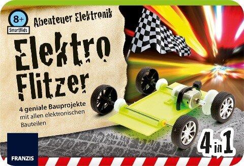 SmartKids Abenteuer Elektronik Elektroflitzer - Ulrich E. Stempel