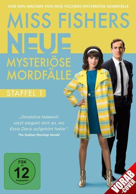 Miss Fishers neue mysteriöse Mordfälle - Staffel 1 -