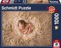 Herzchen, 1.000 Teile Puzzle -