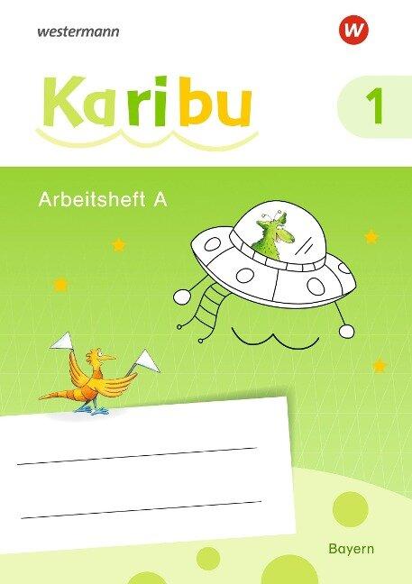 Karibu A und B. Arbeitshefte. Bayern -
