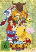 Digimon Data Squad - Volume 1: Episode 01-16 im Sammelschuber -