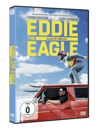 Eddie the Eagle - Alles ist möglich -