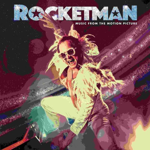Rocketman - Ost, Cast of Rocketman
