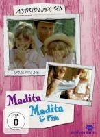 Madita Spielfilm-Box - Astrid Lindgren, Bengt Hallberg