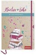 Bücher Liebe: Mein Büchertagebuch -