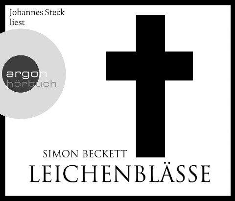 Leichenblässe (Hörbestseller) - Simon Beckett