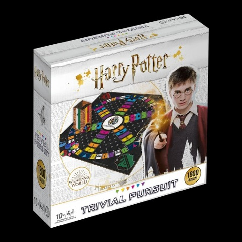 Trivial Pursuit - Harry Potter XL -