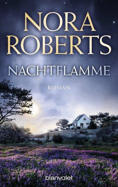 Nachtflamme - Nora Roberts