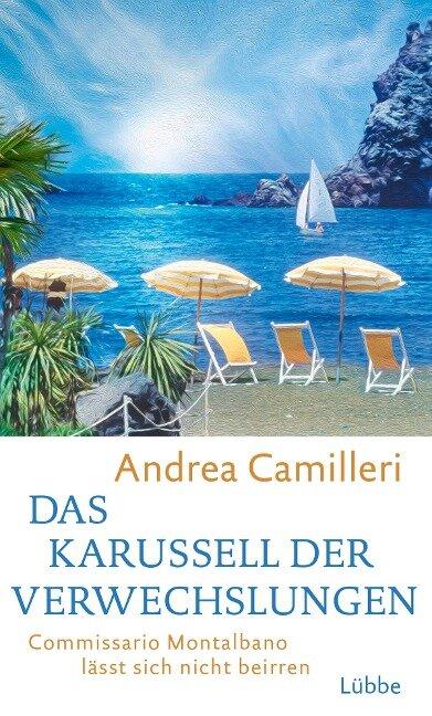 Das Karussell der Verwechslungen - Andrea Camilleri
