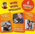 Willi wills wissen - Sammelbox 1 -