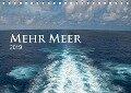 Mehr Meer (Tischkalender 2019 DIN A5 quer) - Christiane Calmbacher