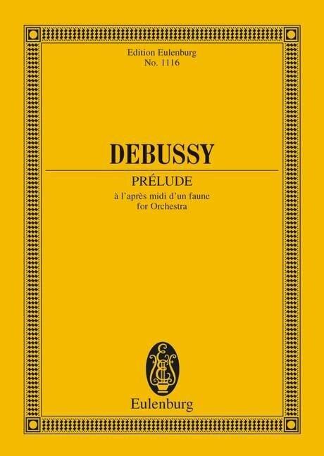 Prélude à l'après-midi d'un faune - Claude Debussy