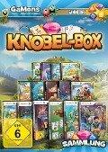 GaMons - Knobelspiel MEGA Box - 2018. Für Windows Vista/7/8/10 -