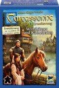 Carcassonne, Wirtshäuser und Kathedralen, Erweiterung 1. Neue Edition -