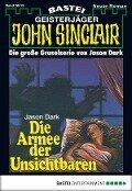 John Sinclair Gespensterkrimi - Folge 13 - Jason Dark
