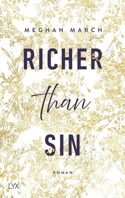 Richer than Sin - Meghan March