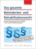 Das gesamte Behinderten- und Rehabilitationsrecht -