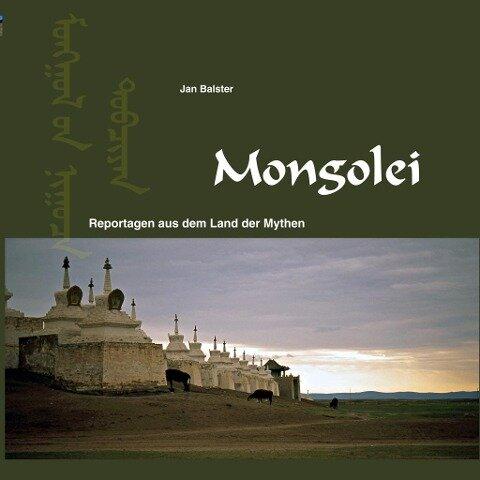 Mongolei - Jan Balster