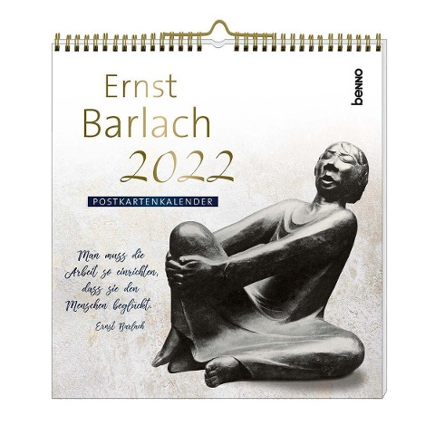Ernst Barlach 2022 -