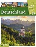 Malerisches Deutschland 2018 - Wochenplaner -