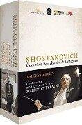 Shostakovich - Complete Symphonies & Concertos - Dimitri Schostakowitsch