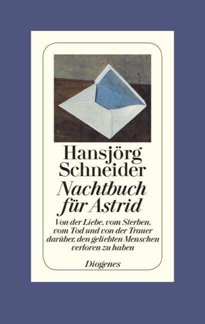 Nachtbuch für Astrid - Hansjörg Schneider