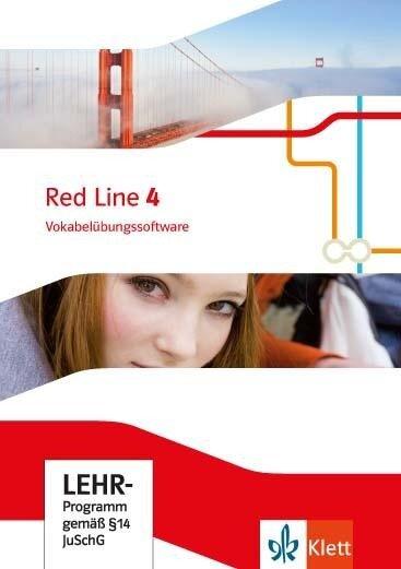 Red Line 4. Vokabelübungssoftware Klasse 8. Ausgabe 2014 -