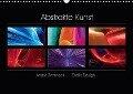 Abstrakte Kunst (Wandkalender 2018 DIN A3 quer) - André Zimmeck