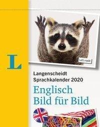 Langenscheidt Sprachkalender 2020 Englisch Bild für Bild - Abreißkalender -