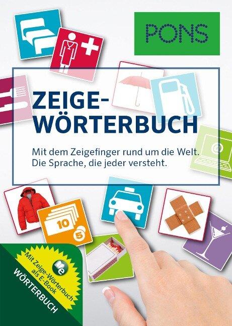 PONS Zeige-Wörterbuch -