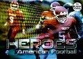 HEROES - American Football (Wandkalender 2018 DIN A2 quer) Dieser erfolgreiche Kalender wurde dieses Jahr mit gleichen Bildern und aktualisiertem Kalendarium wiederveröffentlicht. - Renate Bleicher