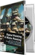 Digital Painting & Matte Painting-Video-Training - Christian Gerth, Matthias Petri, Stefan Petri, Stefan Riedl, Uli Staiger