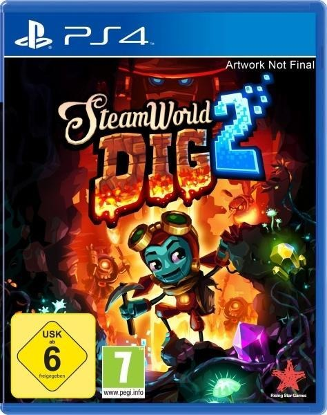 Steamworld Dig 2 (PlayStation PS4) -