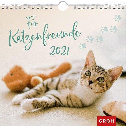 Für Katzenfreunde 2021 -