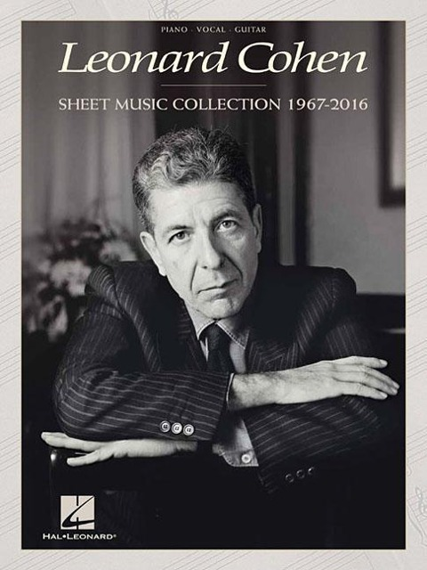 Leonard Cohen: Sheet Music Collection (1967-2016) - Leonard Cohen