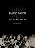 Live From London (Deluxe Edition - Duran Duran