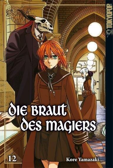 Die Braut des Magiers 12 - Kore Yamazaki