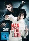 Man of Tai Chi - Michael G. Cooney, Kwong Wing Chan