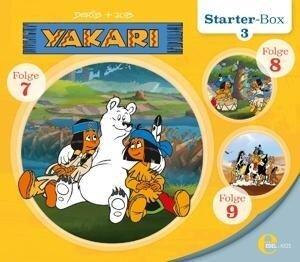 Yakari - Starter-Box 3 -