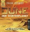 Dune: Der Wüstenplanet / 4 MP3-CDs - Frank Herbert