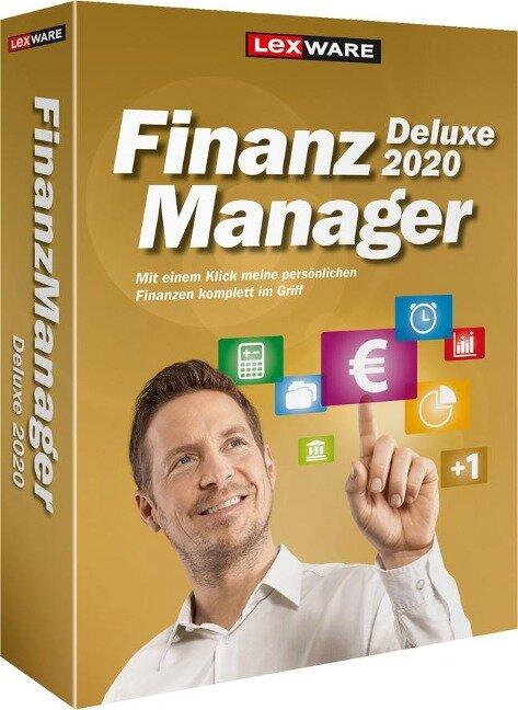 Lexware FinanzManager Deluxe 2020 -