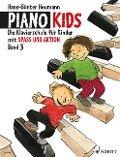 Piano Kids. Komplett-Angebot. Band 3 + Aktionsbuch 3 - Hans-Günter Heumann
